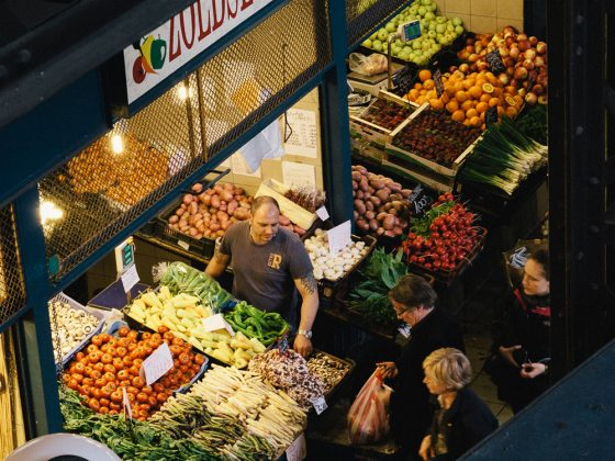 Budapest Great Market